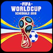 Fifa World Cup 2018 : Schedule , Fixtures & Teams APK