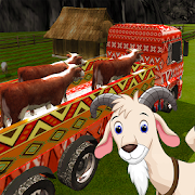 Eid Animal Transporter - Desi City Transport Truck APK