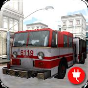 Fire Truck Parking 3D APK