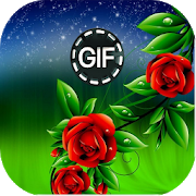 Flowers Live Animated Images gif APK
