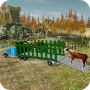 Zoo Animals Cargo Delivery 3D APK