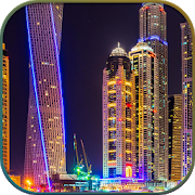 HD Dubai Live Wallpaper APK