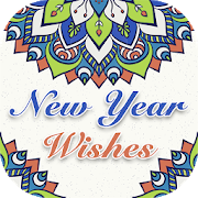 New Year Wishes, Greetings Card APK