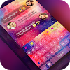 Keyboard -Boto:Colorful Galaxy APK
