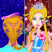 Prom Queen Braided Hairstyles APK