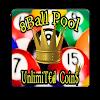 8 Ваll pоol Coins Prank APK