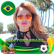 Brazil Football Team World Cup 2018 Dp Maker 1.0 Android Latest Version Download