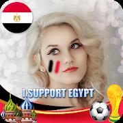 Egypt Team World Cup 2018 Dp Maker & Schedule APK