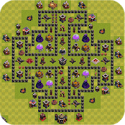 Strategies Maps for Clash of Clans APK