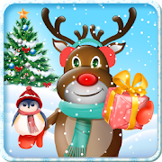 Snowy Christmas Live Wallpaper APK
