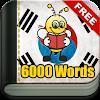 Learn Korean Vocabulary - 6,000 Words APK