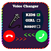 Voice changer calling prank APK