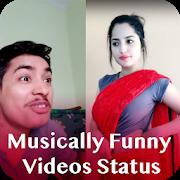 Funny Videos Status Of Musically - Status Videos APK