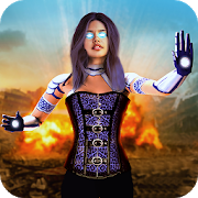 Flying Torch Hero Ice Queen: Battleground Avenged 1.0 Android Latest Version Download