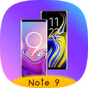 Galaxy Note 9 Launcher APK