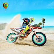 Motocross Beach Bike Racing Game APK