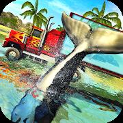 Blue Sea Whale Transport Truck Simulator APK