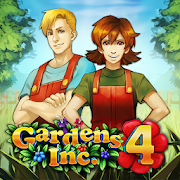 Gardens Inc 4 - Blooming Stars APK
