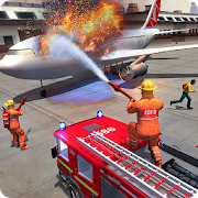 Fire Fighter Truck Real City Heroes APK