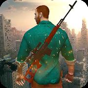 Sniper Fort Arena Night Agent 3D: Battlefield war APK