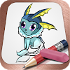 Drawing Lessons Pokemon Go APK