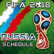 FIFA World Cup 2018 Schedule & Details APK