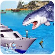 Blue whale : Angry Shark Sim 2018 APK