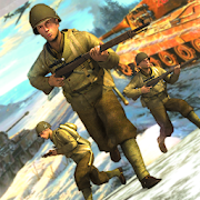 Last Winter Survival Battle : World War Shooting APK