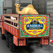 Farm Animal Transport Truck - Transporter Games APK