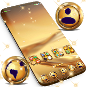 Gold Launcher Theme For Huawei APK
