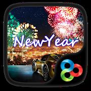 New Year GO Launcher Theme APK