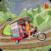 Drive Hill Chingchi Rickshaw: Offroad Driving APK