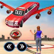 Modern Flying Car Limousine Taxi Simulator Games APK