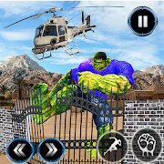 Incredible Monster VS US Army Prison Survival Game APK