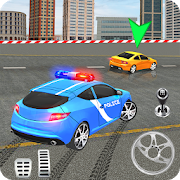 Police Chase Dodge: Police Chase Games 2018 APK