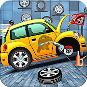 Multi Car Wash Game : Design Game APK