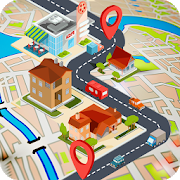 GPS Traffic Route Finder & Route Direction APK