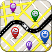 GPS Route Finder - Maps, Navigation & GPS Tracker APK