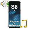 Best S8 Ringtones & Wallpapers APK