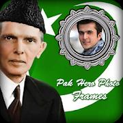 Pak Hero Photo Frames APK