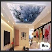 Gypsum Ceiling Design Ideas APK