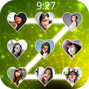 love lock screen APK