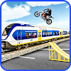 Highway Traffic Bike Stunts APK