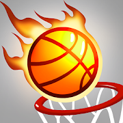 Reverse Basket : basketball game APK