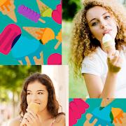 Ice Cream Photo Collage APK