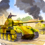 War of Tanks! Shooting Tank Battlefield APK