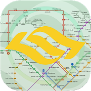 Singapore MRT Map APK
