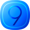 Galaxy UX S9 - Galaxy Icon Pack For S9 APK