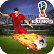 Fifa World Cup 2018 League of Russia Football Game APK