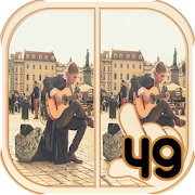 Find Difference guitar APK